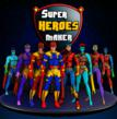 Off-Road Studios Announces Release of their Latest Game App Super Heroes Maker