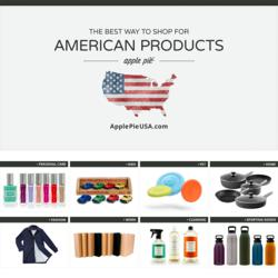 Apple Pie, the best place to shop for American Products, Made in USA Products and American made Products