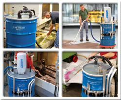 EXAIR's Family of Industrial Vacuums
