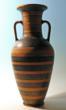 Greek Geometric Amphora