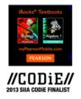 Pearson iBooks Earn Finalist Honors in 2013 Software & Information...