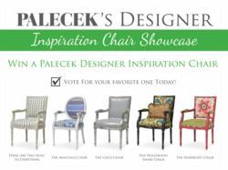 PALECEKs Designer Inspiration Chairs