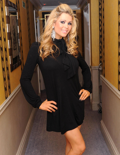 Post-Pregnancy Weight | Celebrity & Model Nicola McLean ...