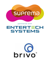 Suprema partnered with ENTERTECH SYSTEMS and Brivo Systems, LLC