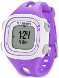 garmin forerunner 10, pacing