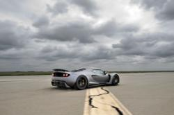 Venom GT Reaches 265.7 mph in just 2 miles at NAS Lemoore