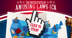 United States of Amusing-Laws-Ica
