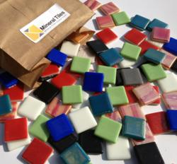 Free Recycled Glass Tiles