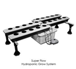 The SuperFlow Hydroponics System