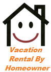 Vacation Rental By Homeowner