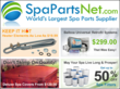 Spa Parts Net Raises Awareness of Life-Saving Spa Safety