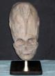 Encounters: U.F.O. Experience's frontal alien skull