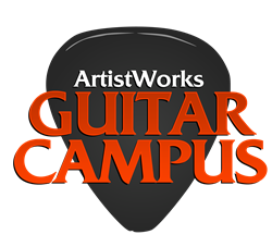 Online Guitar Lessons at ArtistWorks