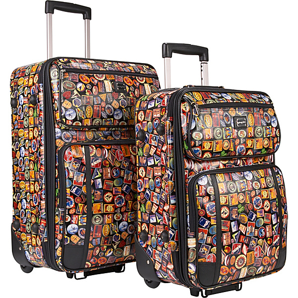 Luggage Sets Website Adds Designer New Luggage Pages to Find ...