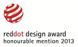FLAXUS Red Dot Product Design Award