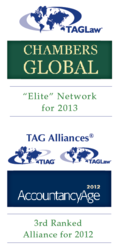 TIAG and TAGLaw combine to provide professional accounting, financial and legal services on a worldwide scale.