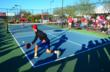 USA Pickleball nationals, pickleball noise
