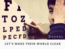 Ozeal GLasses Charity