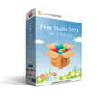 DVDVideoSoft Announces the Spring Release of Free Studio 2013