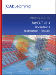 AutoCAD 2014 New Features and Enhancements - Revealed! Book Cover