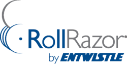 RollRazor is the fastest paper roll converter available. Unlike slitter rewinders, the RollRazor is capable of rapidly resizing paper rolls to exact specifications in just minutes without the need for rewinding.