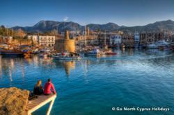 Kyrenia Harbour, Kyrenia, North Cyprus