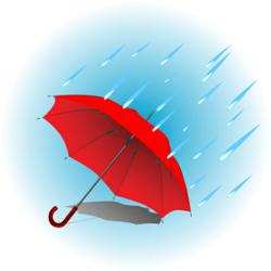 spring rain weather tips