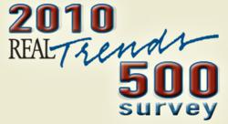Real Trends 500 List logo