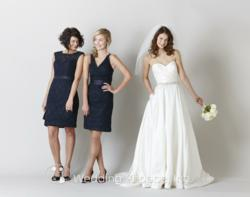 Kennedy Blue, bridesmaid dresses, bridal party dresses, wedding dresses, wedding, wedding gowns,