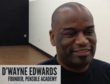 Photo of Pensole Footwear Academy founder D'Wayne Edwards