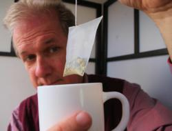 COFFEE Con Creator Kevin Sinnott gives up...coffee!!!