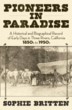 New Book by Sophie Britten Offers Tales of Pioneer Life in California