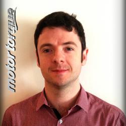 Simon McBride Editor of MotorTorque.com