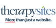 TherapySites (Websites for Therapists) Partners with Professional...