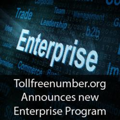 Tollfreenumber.org Announces new Enterprise Partner Program