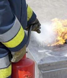 Fire prevention training courses