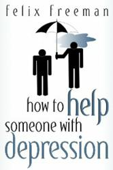 how to help someone with depression cover