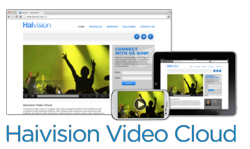 Haivision's online video platform