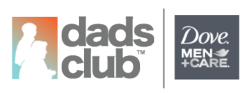 Dads Club logo