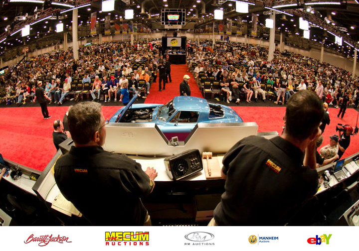 the mecum auction has arrived once again in houston tx on april 4 2013 n motion auto. Black Bedroom Furniture Sets. Home Design Ideas