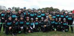 Peloton Cyclists with Patrick Dempsey