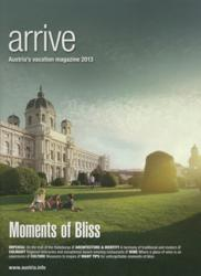 The new destination brochure of the Austrian Tourist Office