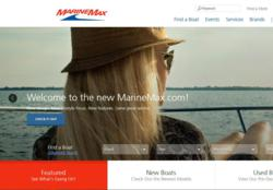 Discover the new MarineMax.com