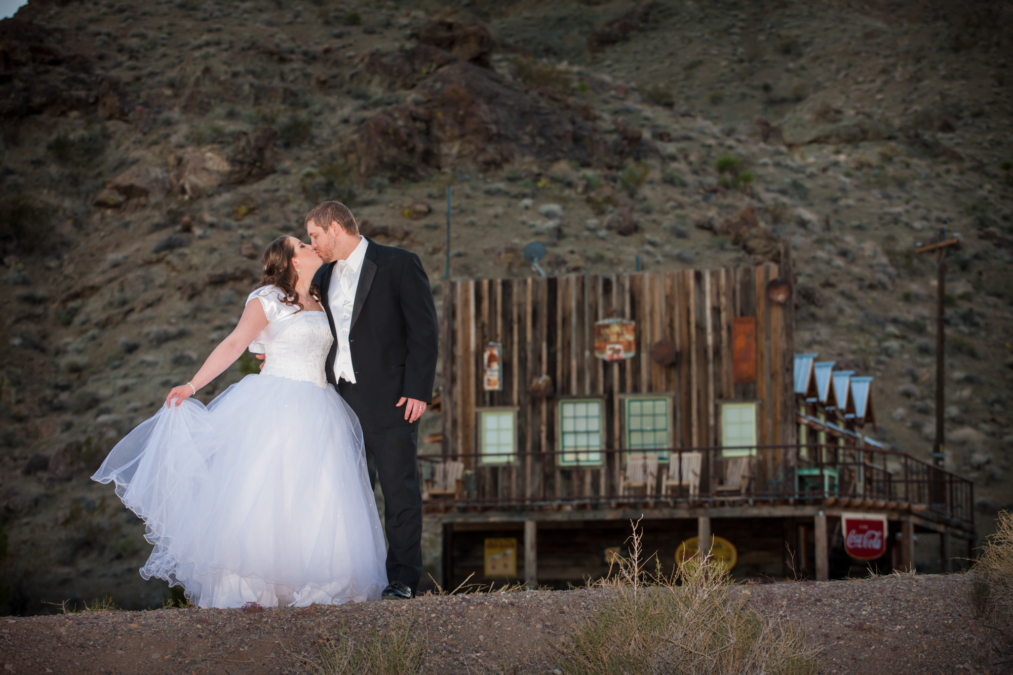 Las Vegas Wedding Chapel Chapel of the Flowers Announces New Historic Nelso
