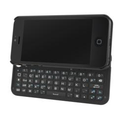 Keyboard Buddy Case for the iPhone 5
