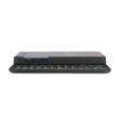 Keyboard Buddy Case compliments the iPhone 5 with its ultra slim design