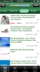 PlanetBargains iPhone App