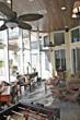 Tip Sheet from Chris Noe, President of Venetian Builders, Inc., Miami: Ceiling Finish Options for Sunroom Interiors