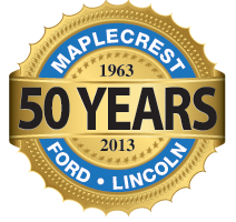 50 years ford service