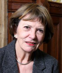 Baroness Joan Bakewell, President of Birkbeck, University of London